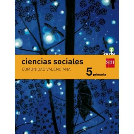 Ciencias Sociales 5º Integrado - Proyecto Savia