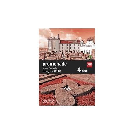 Francés: Promenade 4º ESO - Cuaderno