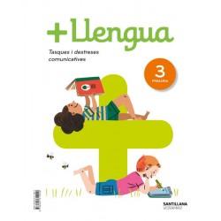 Llengua 3º + Tasques i destreses comunicatives