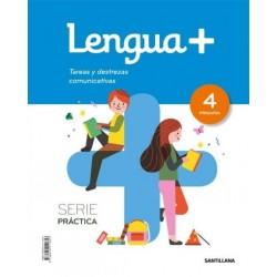 Lengua 4 + tareas y destrezas comunicativas
