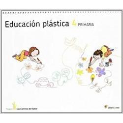 Educación Plástica 4 - Los caminos del saber