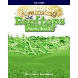 Activity Book - Amazing  Rooftops - 3 Prim PK